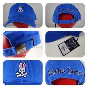 Psycho Bunny Accessories - Psycho Bunny Baseball Caps Hats NWT 3 Hat Bundle